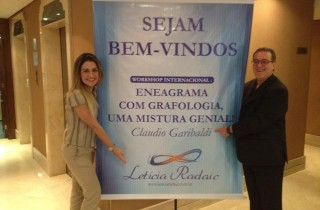 I Workshop Internacional de Grafologia com Eneagrama