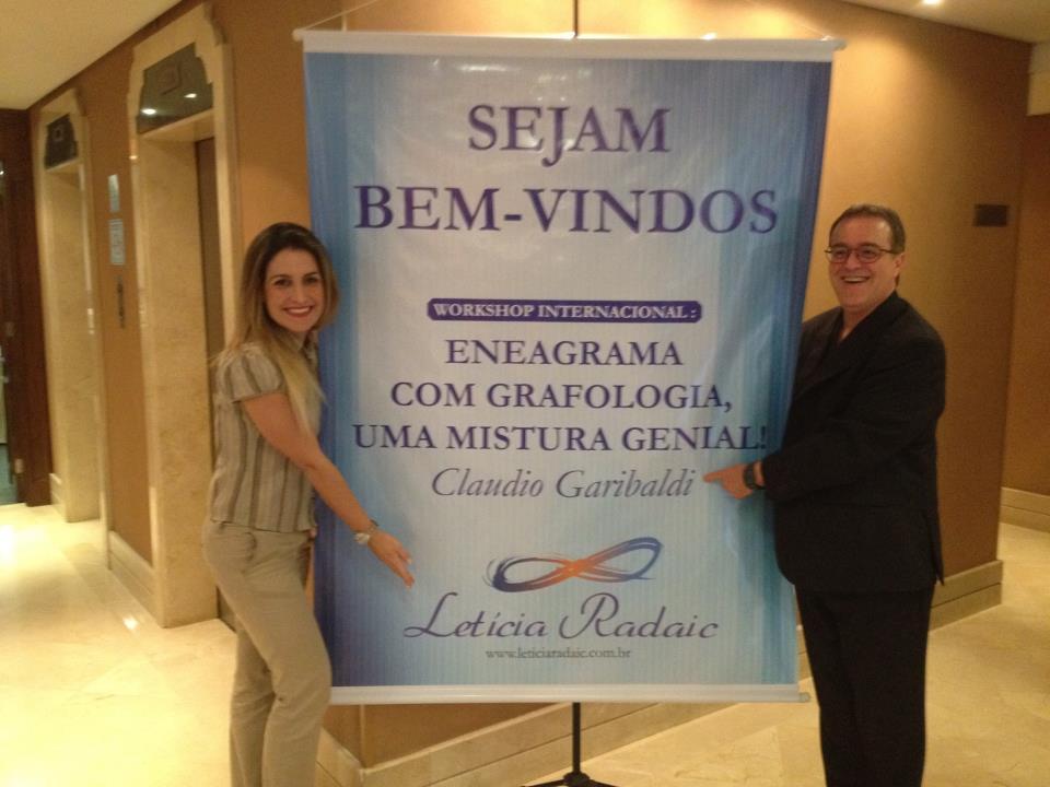 I Workshop Internacional de Grafologia com Eneagrama