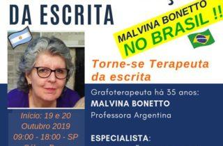 formação em grafoterapia